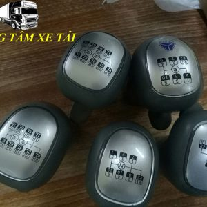 tay nắm số xe howo