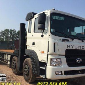 xe nâng đầu hyundai hd320