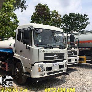 xe phun nước rửa đường Dongfeng 9 khối