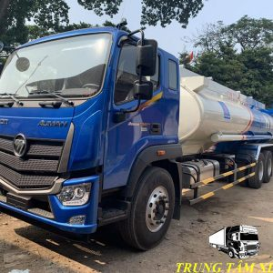 xe bồn chở xăng dầu thaco auman c240